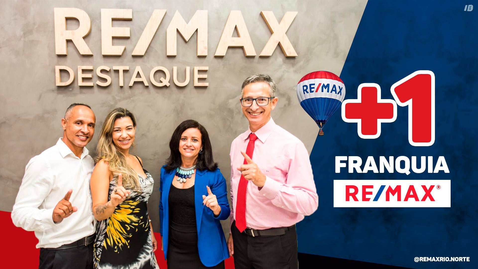 Méier receberá nova unidade da franquia internacional REMAX