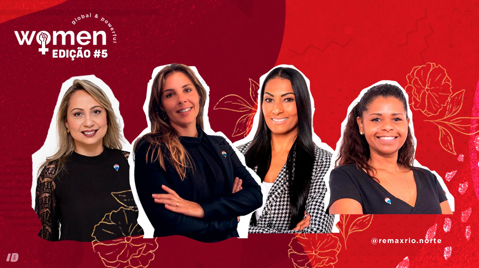capa - Women Global and Powerful - os desafios das mulheres no mercado corporativo